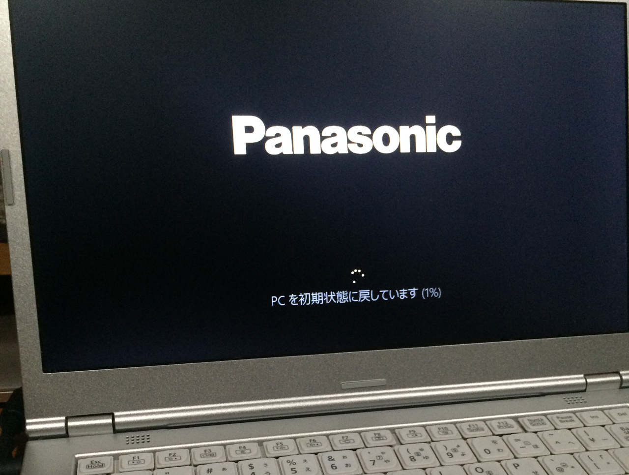 panasonic Let's note LX3